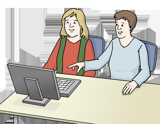 Assistenz Computer