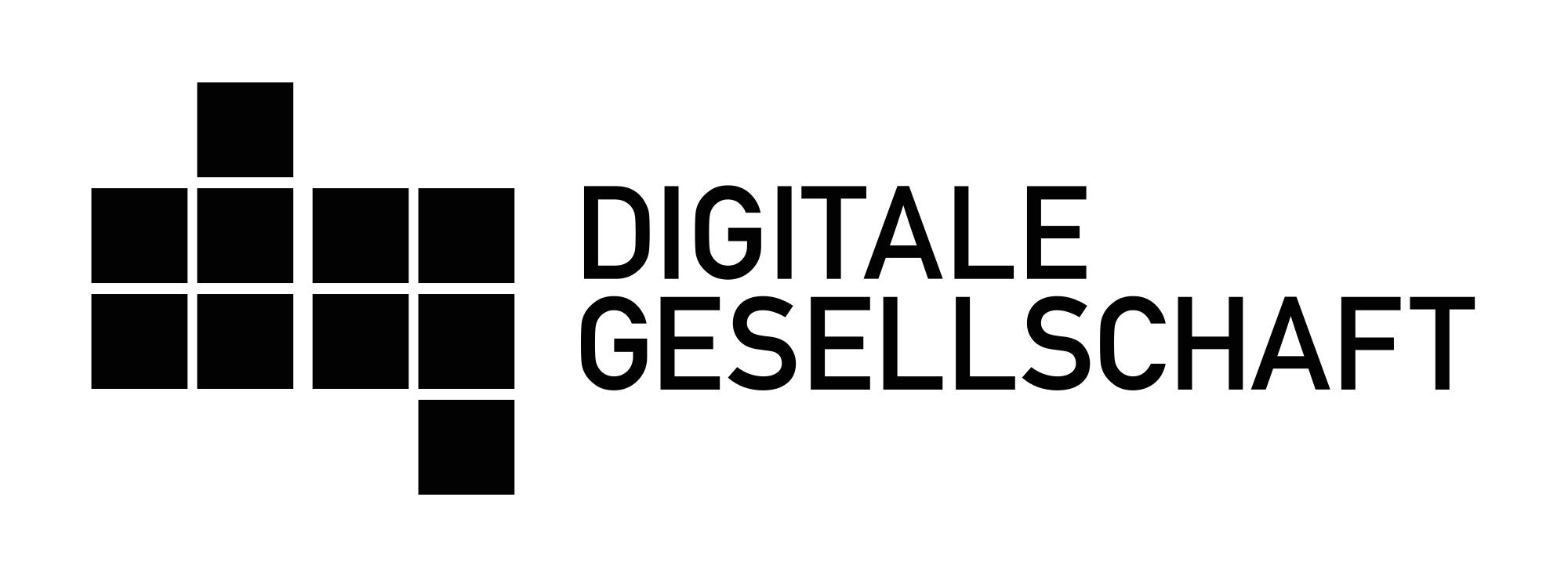 Logo des Digitale Gesellschaft e.V.